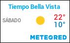 Tiempo en Bella Vista